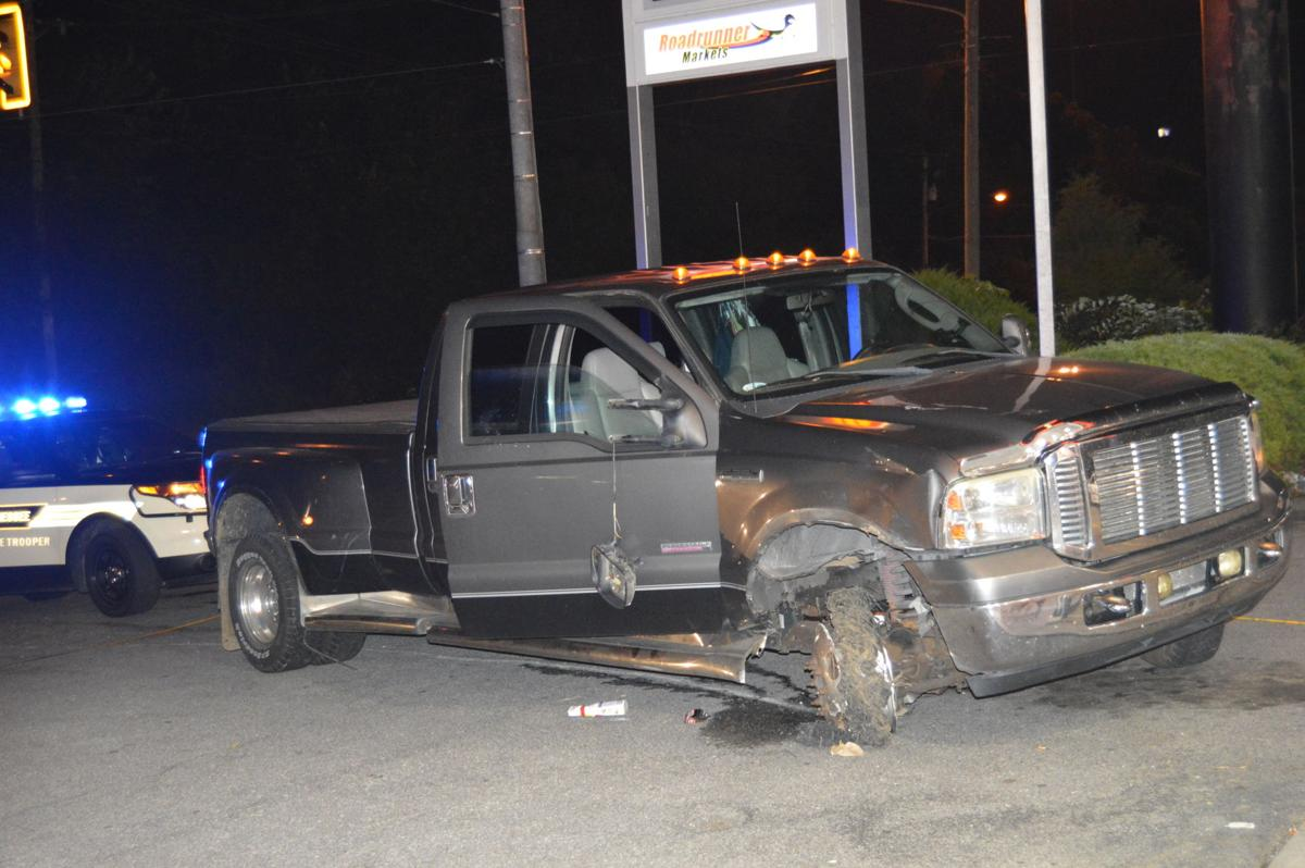 Stolen truck leads area police on high speed pursuit | Local