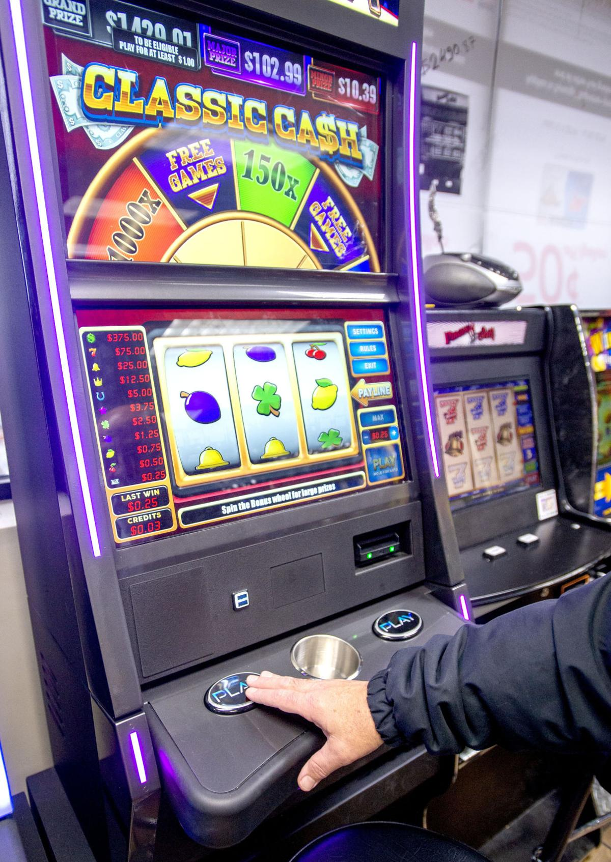 Casinos And Slots Machines In Virginia