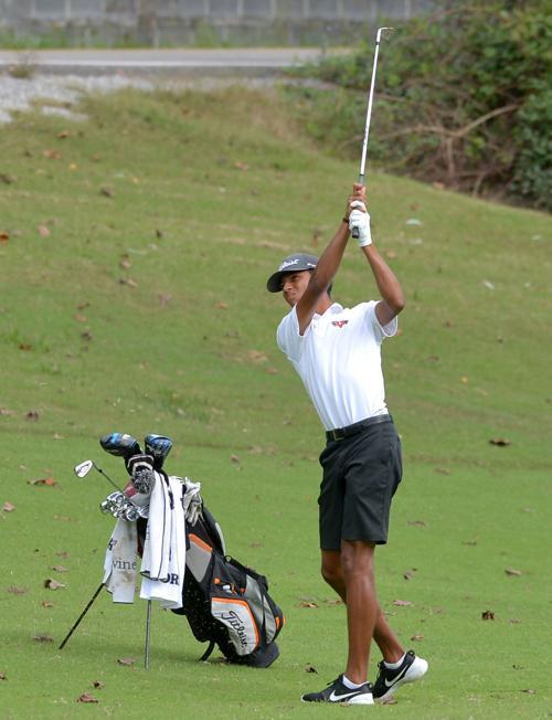 Gavin Austin golf