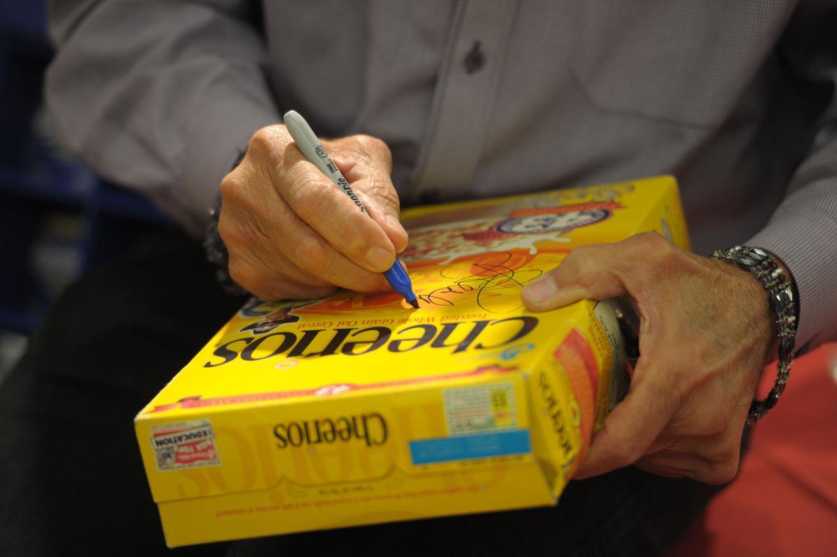 Richard Petty At Food City Abingdon Galleries Heraldcourier Com