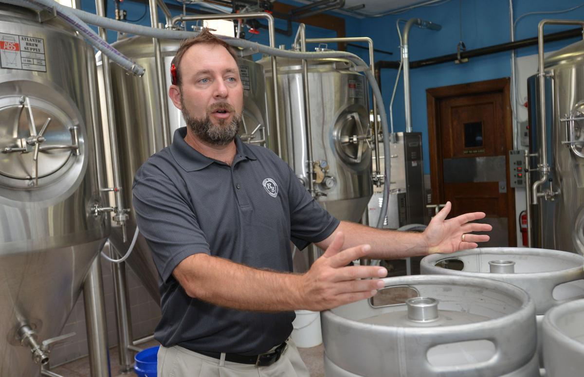 Bristol Brewery Opens Friday