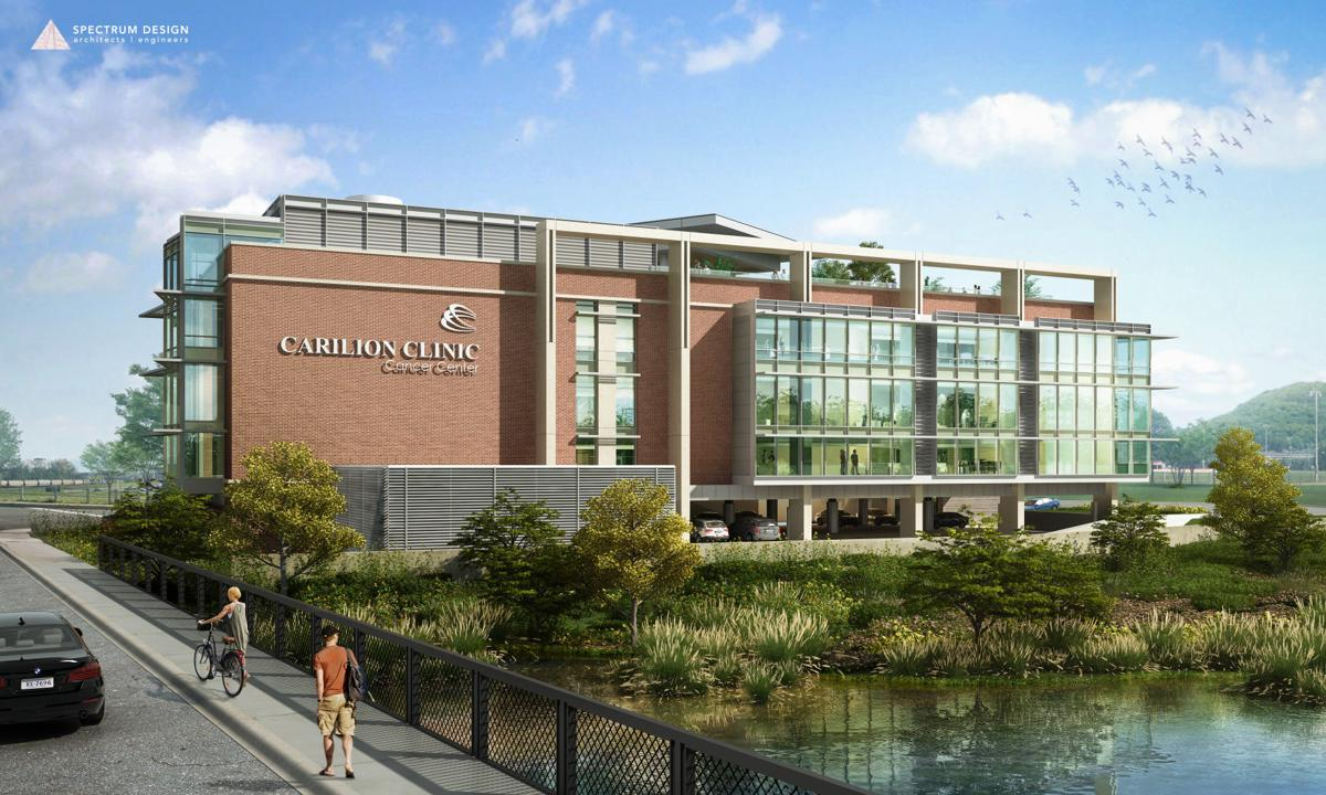 Cancer Center Rendering 1