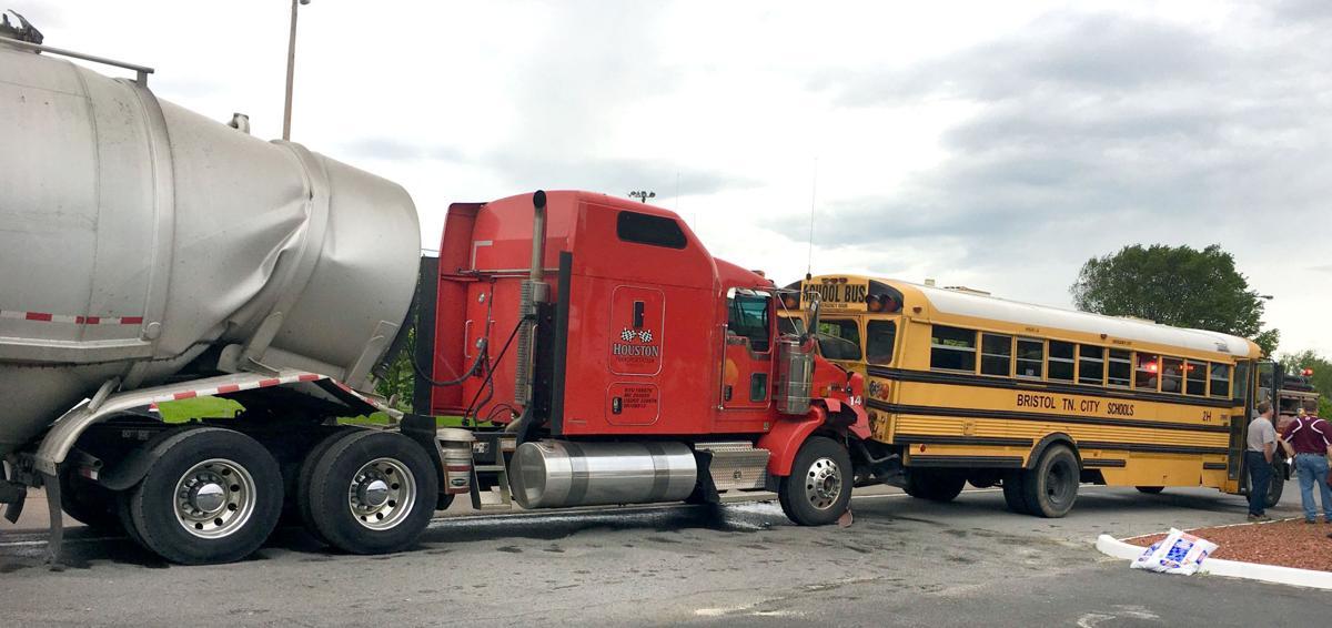 Bristol Tennessee School Bus Accident | News | heraldcourier com