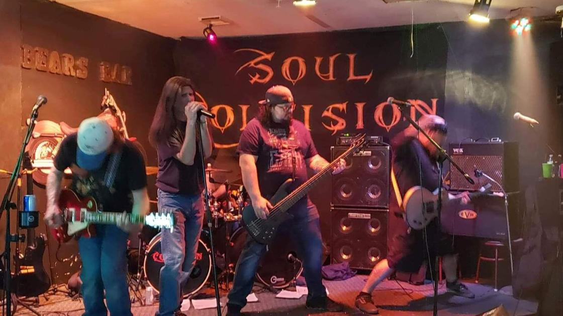 Soul Collision brings head-banging metal, punk to Bristol