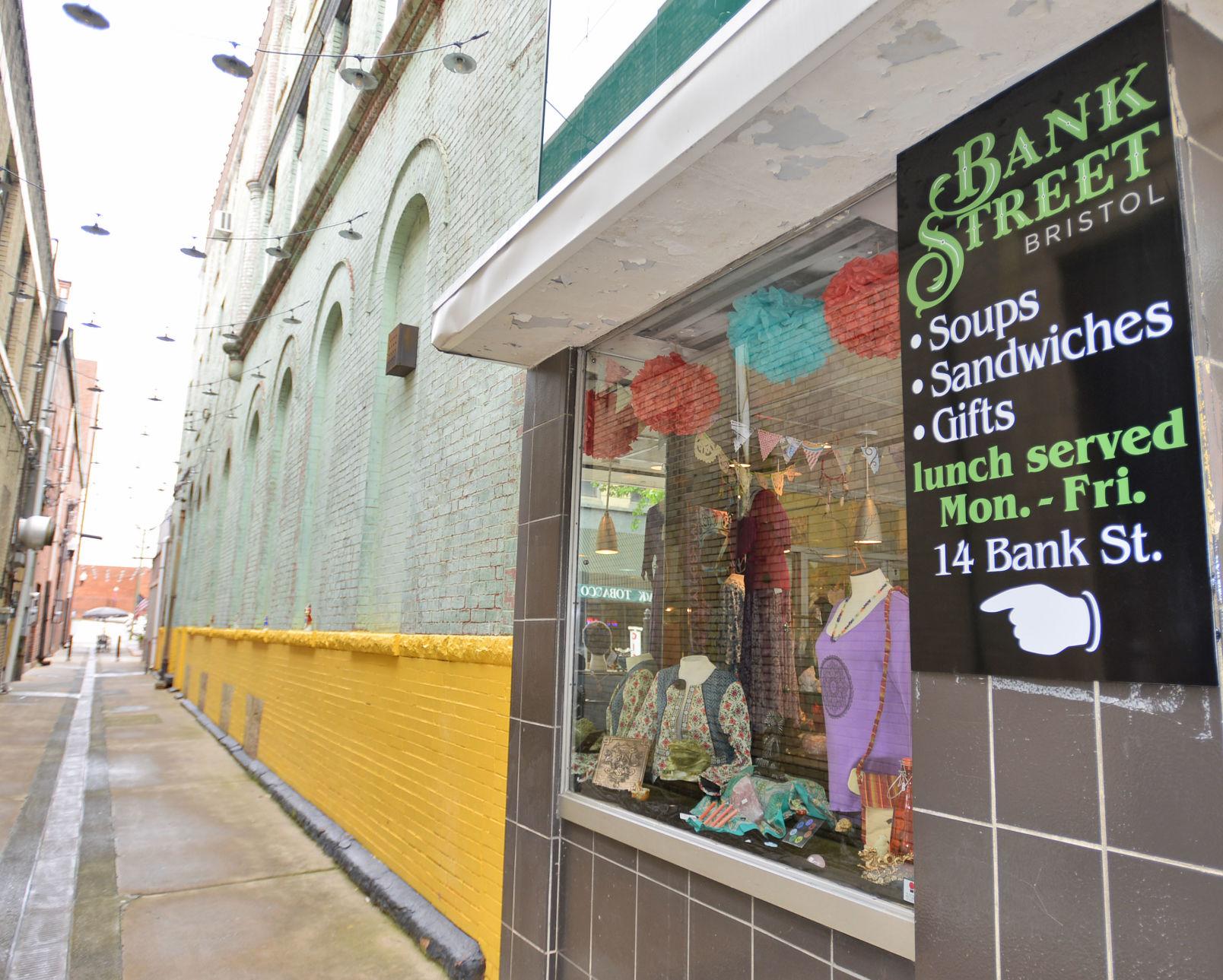 Longtime Bristol restaurant owner opens lunch counter News