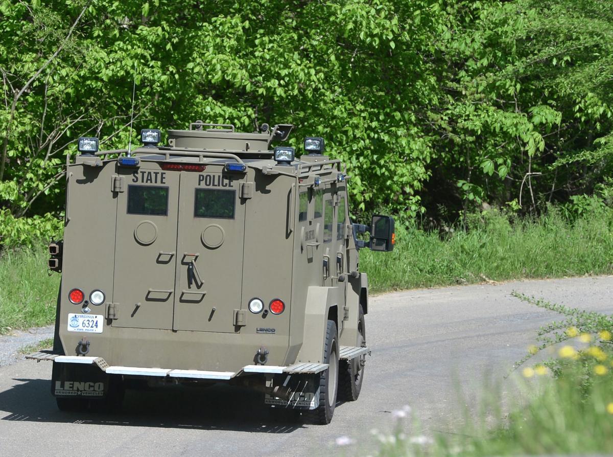 Scott County Manhunt