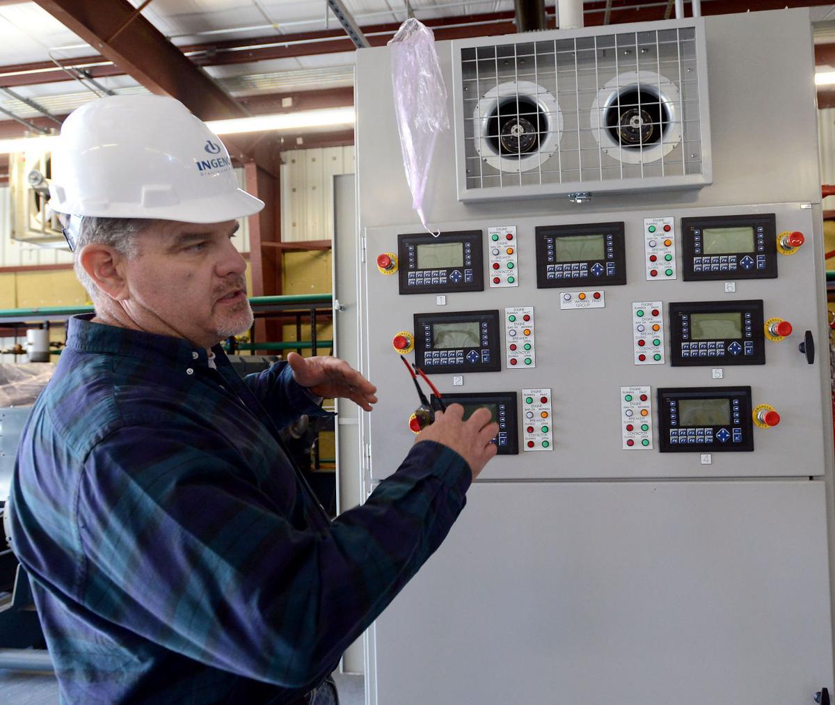 Company Will Convert Bristol Virginia Landfills Methane Gas Into Panel Wiring Jobs Electricity
