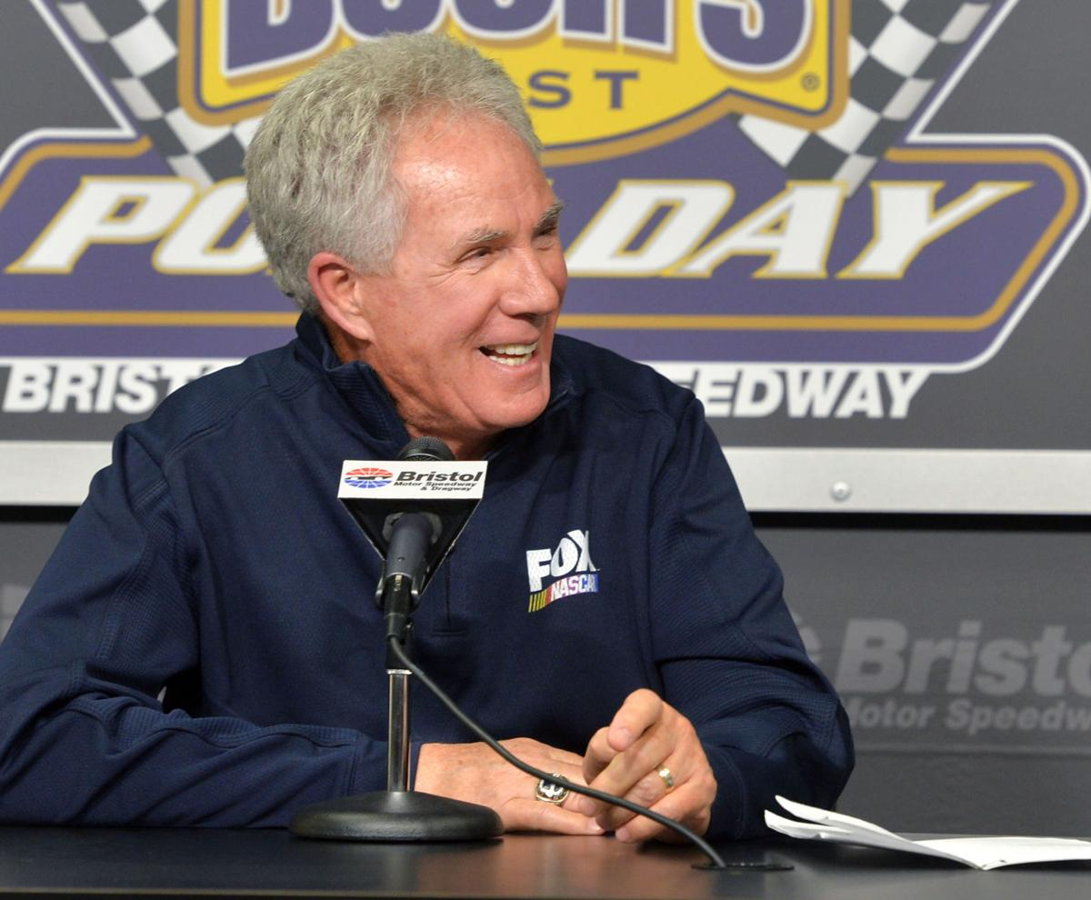 12-time winner at BMS, Waltrip set to take checkered flag as