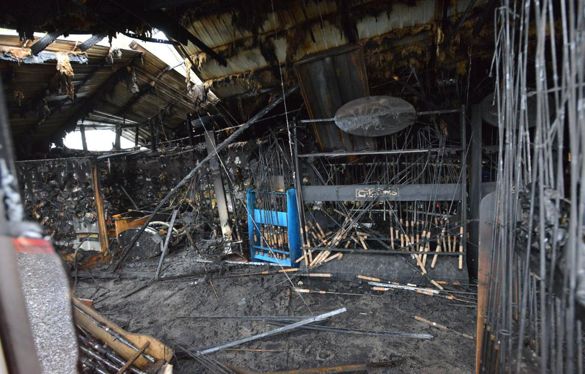 Watson S Marine Owner Plans To Rebuild After Fire