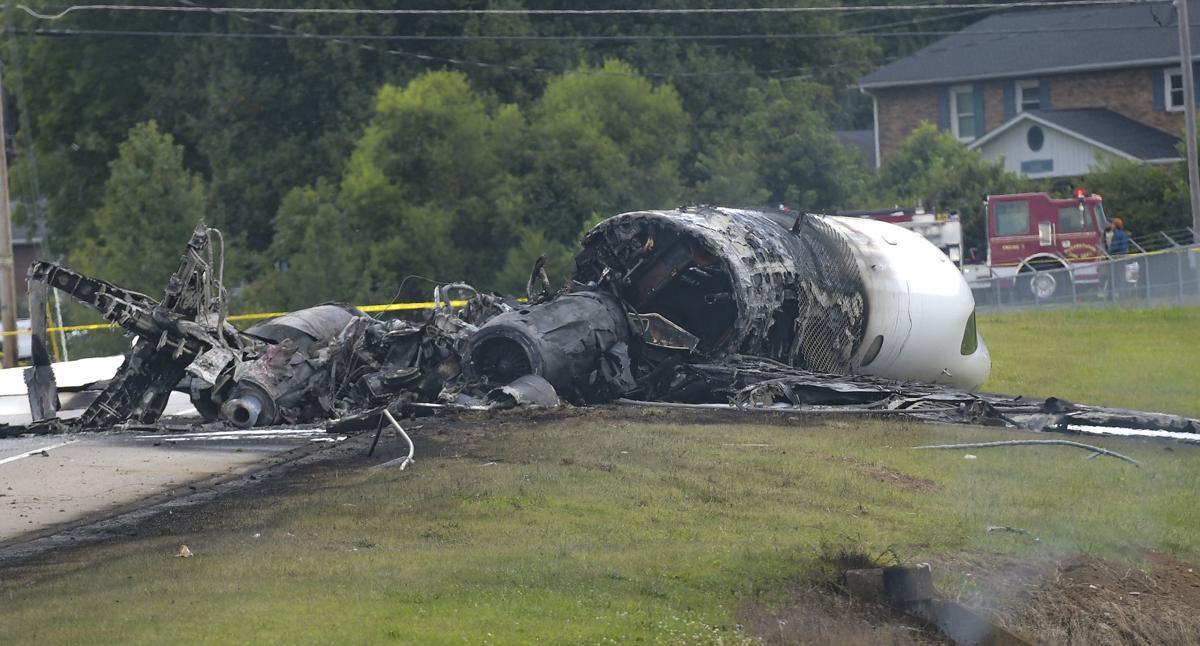 BHC 08162019 Earnhardt Plane wreck  01
