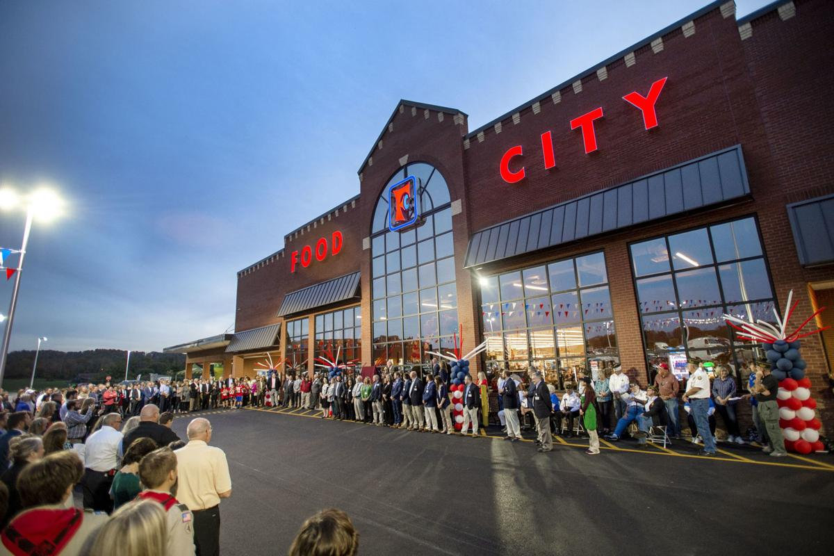 Hundreds Turn Out For Preview Gala Of New Food City At The