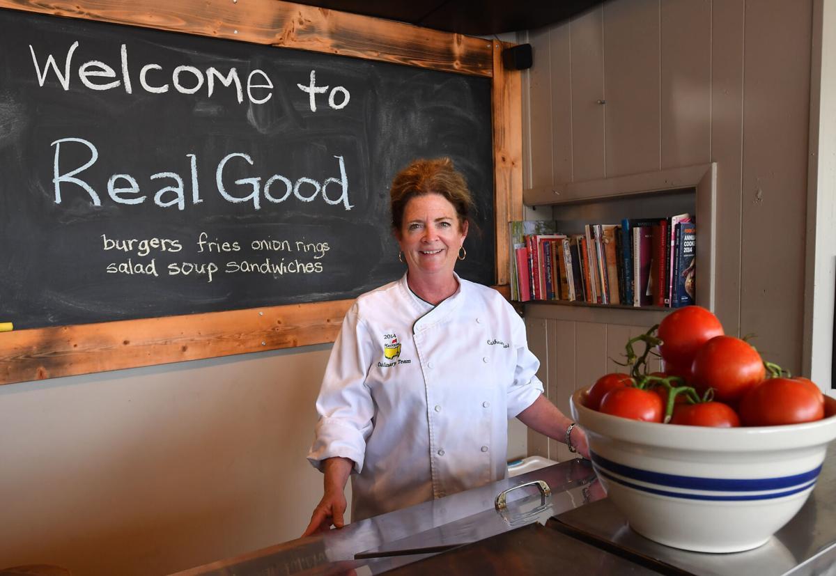 Real Good - Chef Catherine Elliott 01