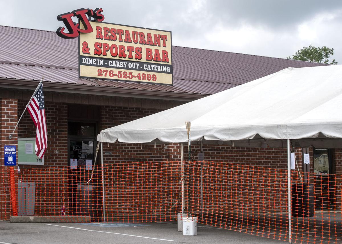 JJ restaurant closed
