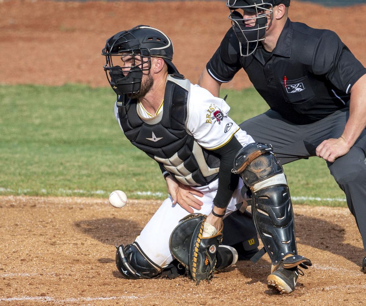 Princeton vs Bristol Baseball