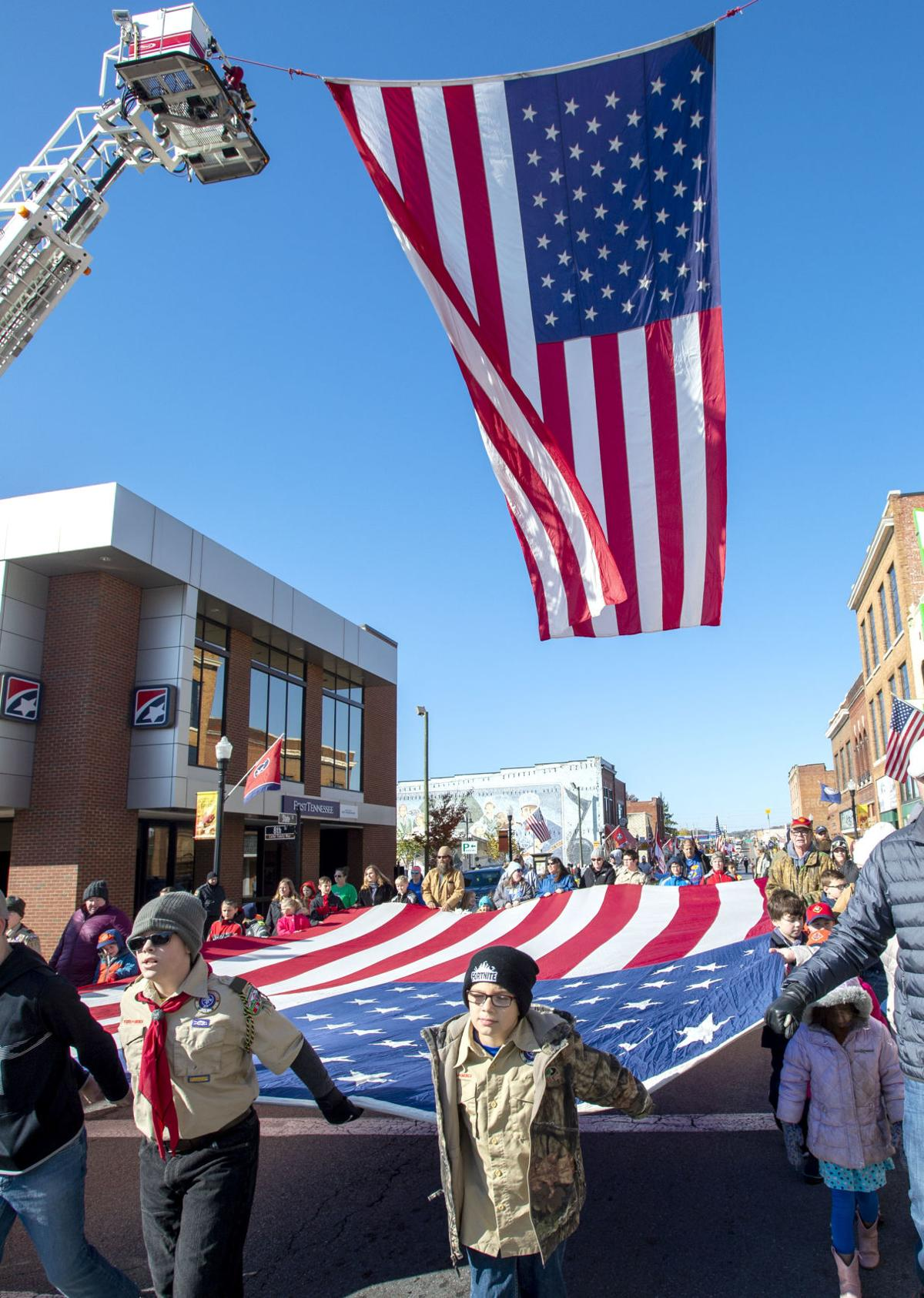 Veterans Day Parade 02