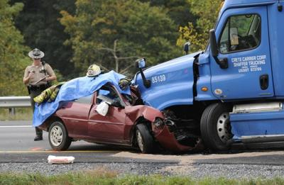 I-81 wreck claims life of Blountville woman | News