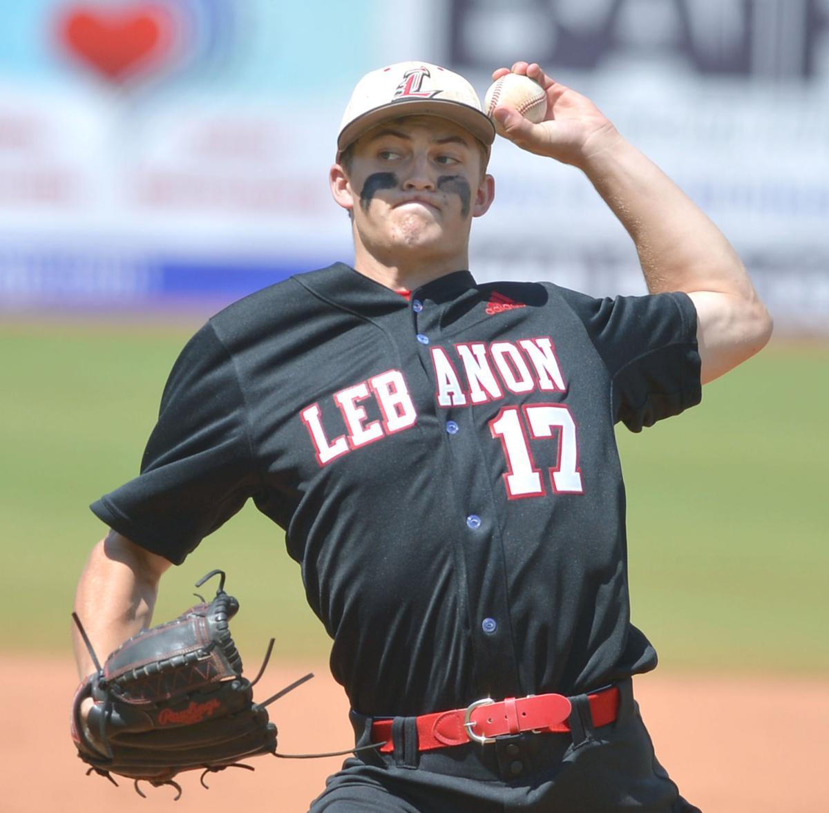 Page County vs Lebanon Baseball