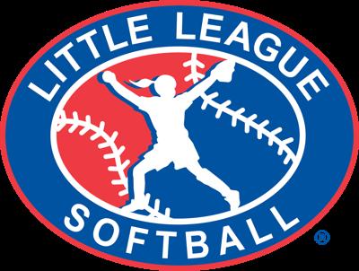 Little League Softball Logo