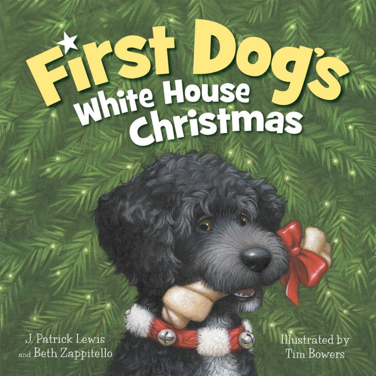 First Dog's White House Christmas book review | Archives ...