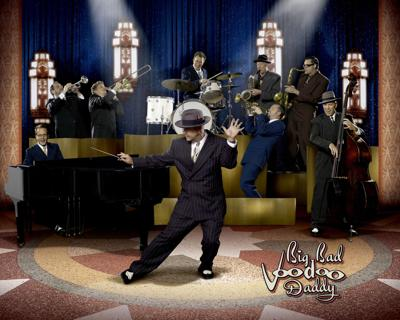 Get Into The Swing Of Things With Big Bad Voodoo Daddy