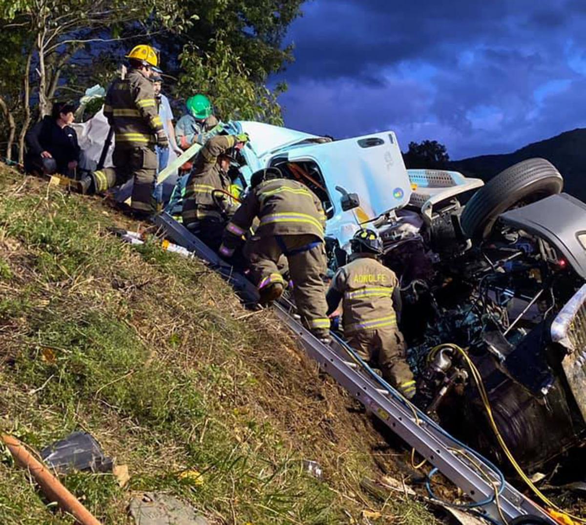 Smyth County Fatal Wreck