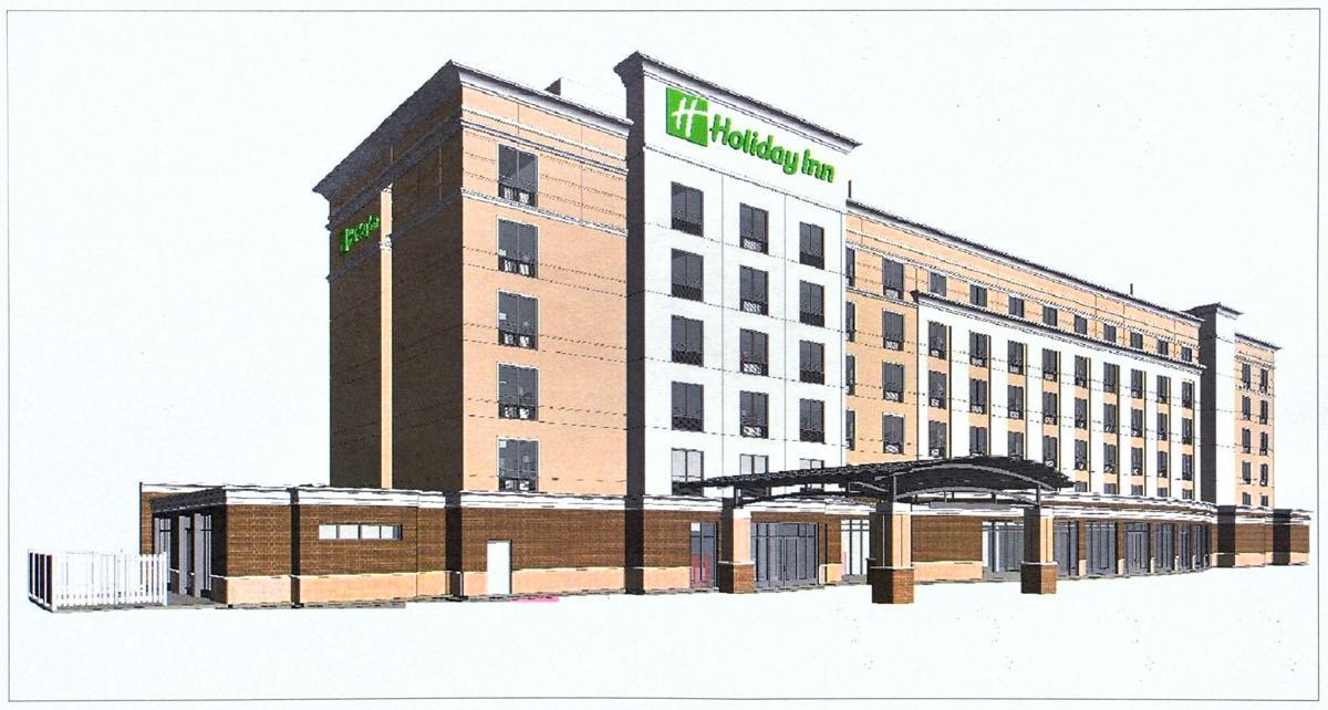 Holiday Inn Plans