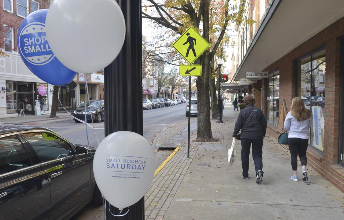 Image result for Area businesses thrive on Small Business Saturday