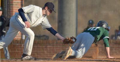 Abingdon vs Battle baseball