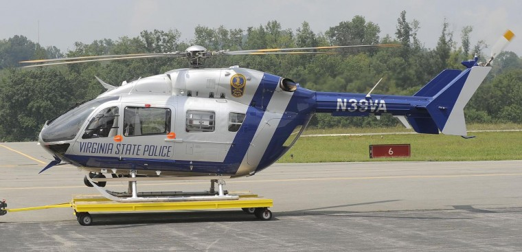 Virginia State Police showcase new medevac helicopter | News