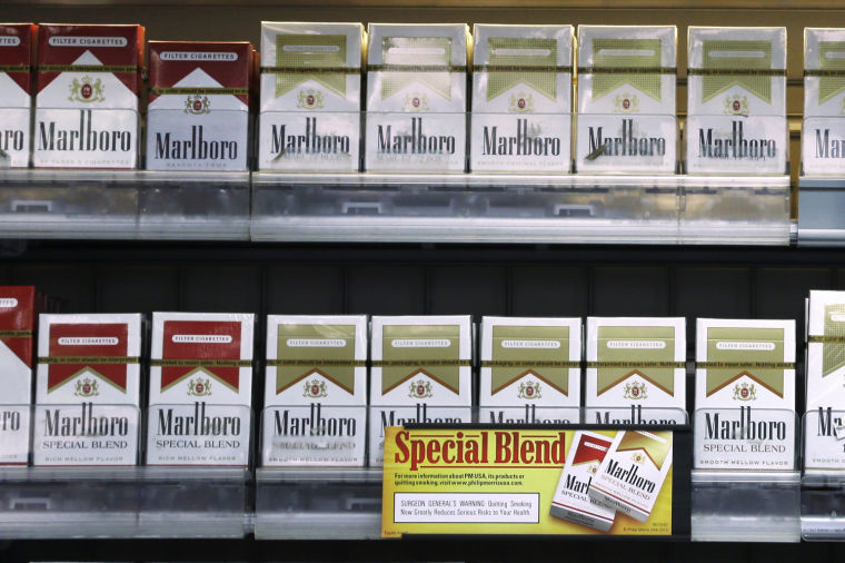 What are Marlboro special blend gold