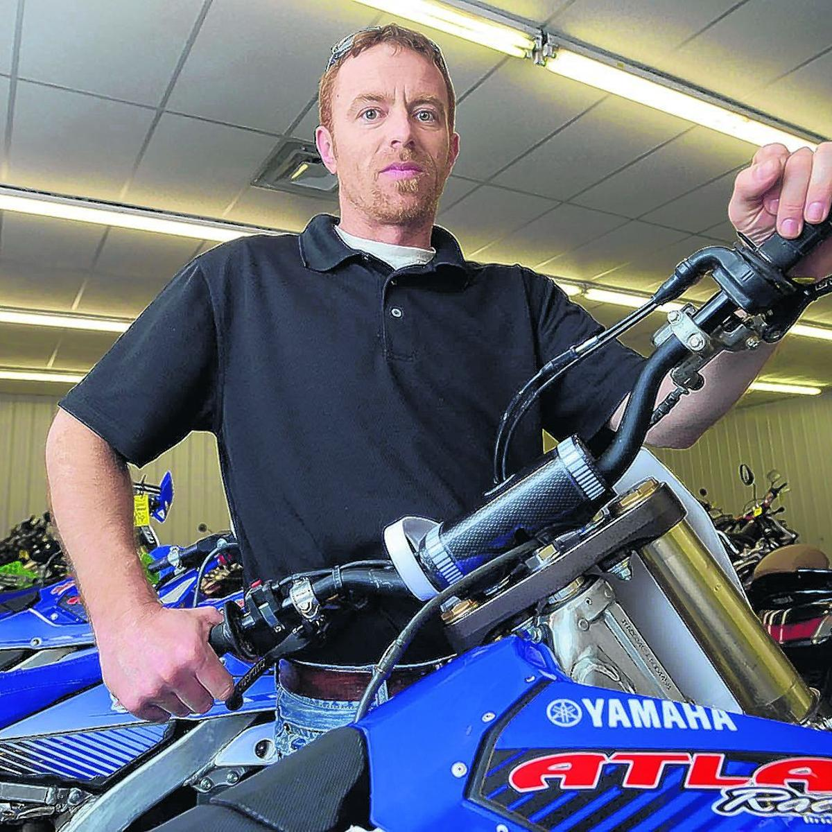 Bristol's Leonard plays a major role in the GNCC series | Sports