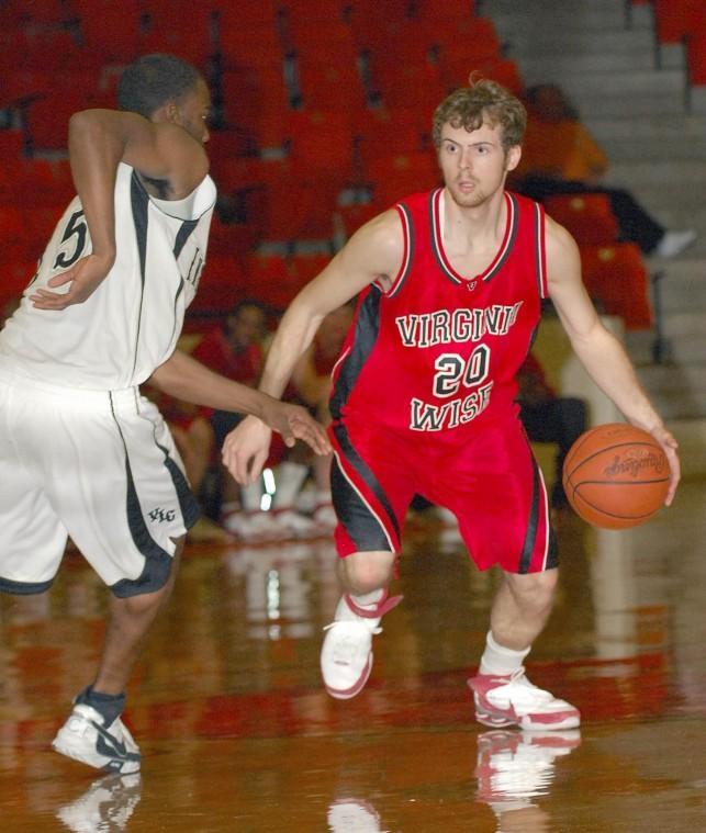 Adam Hood Basketball