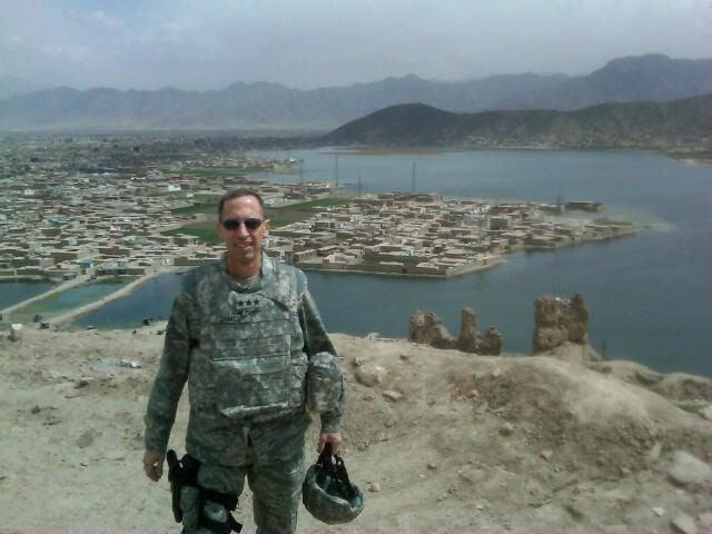 Larry James (Kabul)