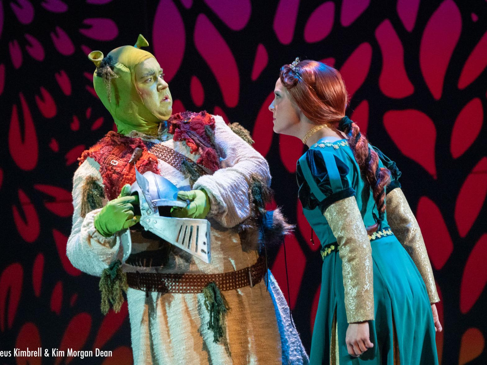 Review Shrek May Be Best Thing You Ll Ever See At Barter Cinema Heraldcourier Com