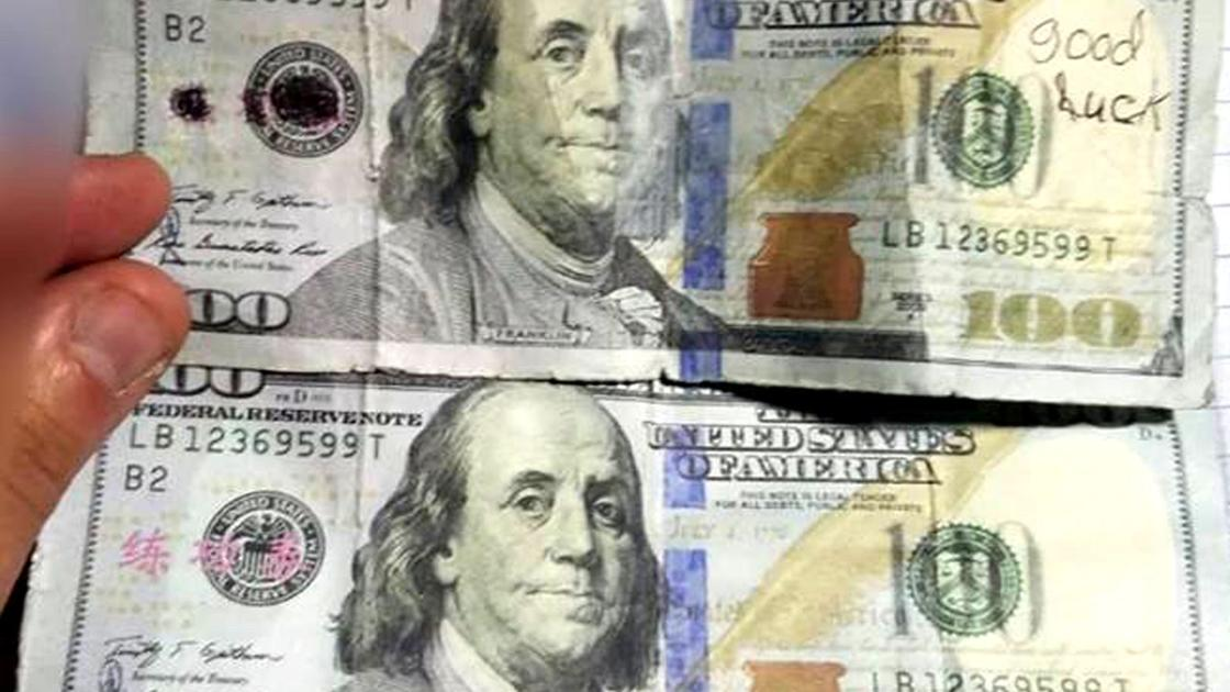 Fake money with Chinese symbols reported in Mountain Empire | News
