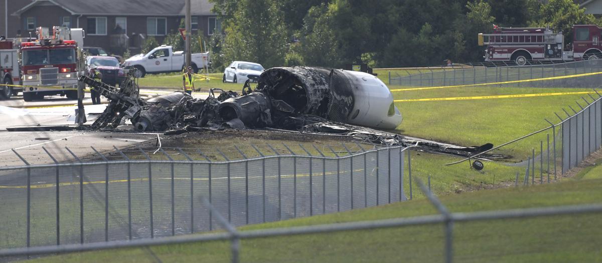 Earnhardt Jr. Plane crashes in Elizabethton Tennessee