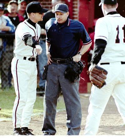 Pound Baseball Coach Paul Bishop