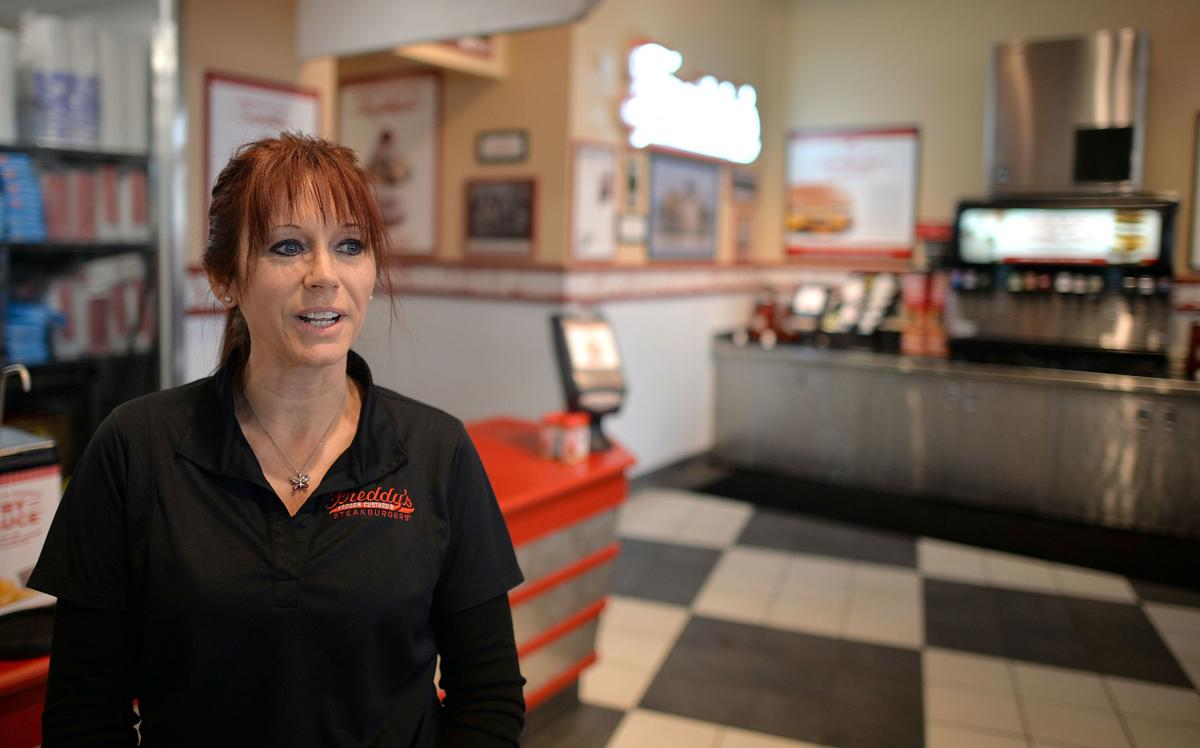 Freddy's Frozen Custard and Steakburgers opens at The Falls