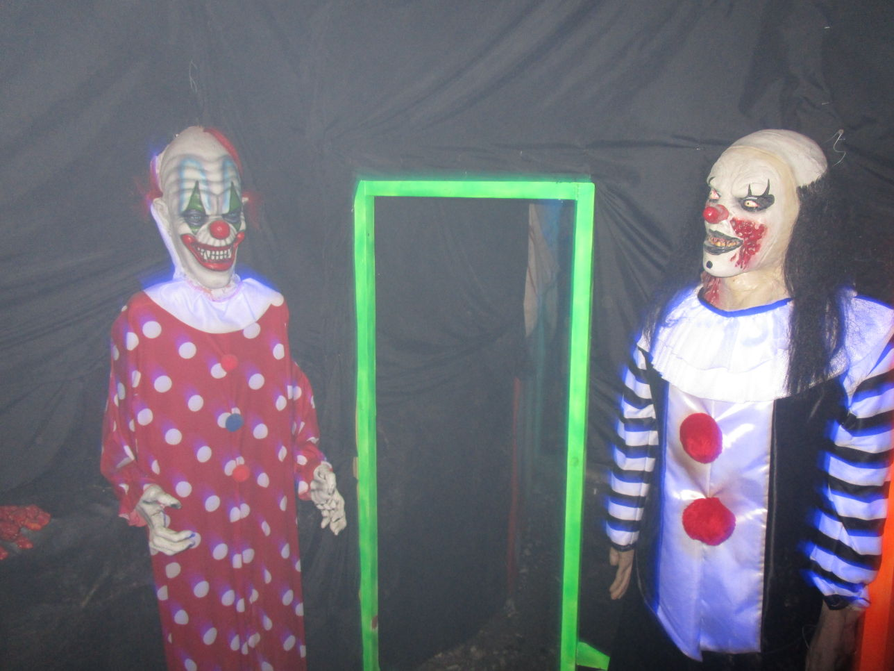 haunt hoppin at the funhouse in bluff city lifestyles rh heraldcourier com