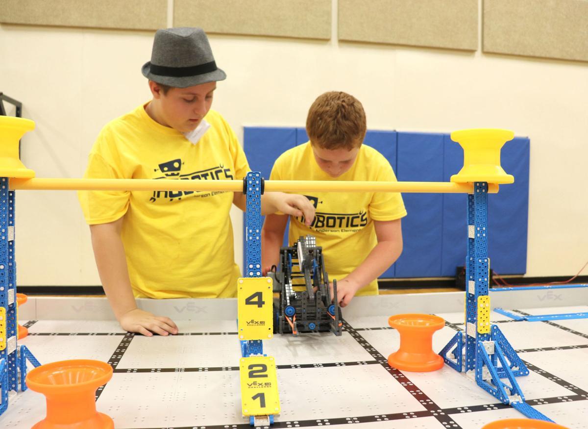 Bristol Bot Battle Robotics 01