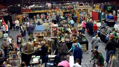 Country Christmas Craft Show