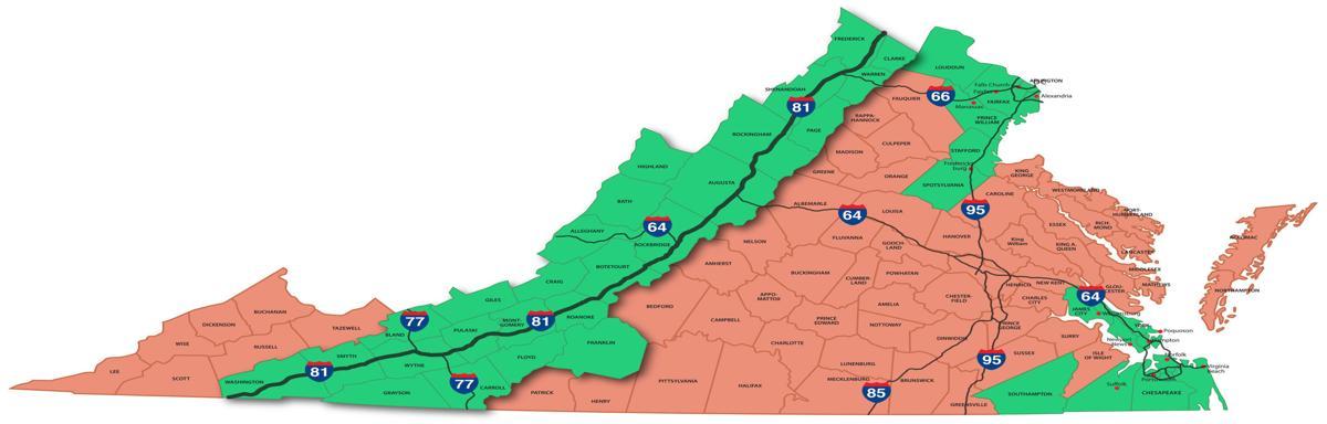Virginia Fuels Tax