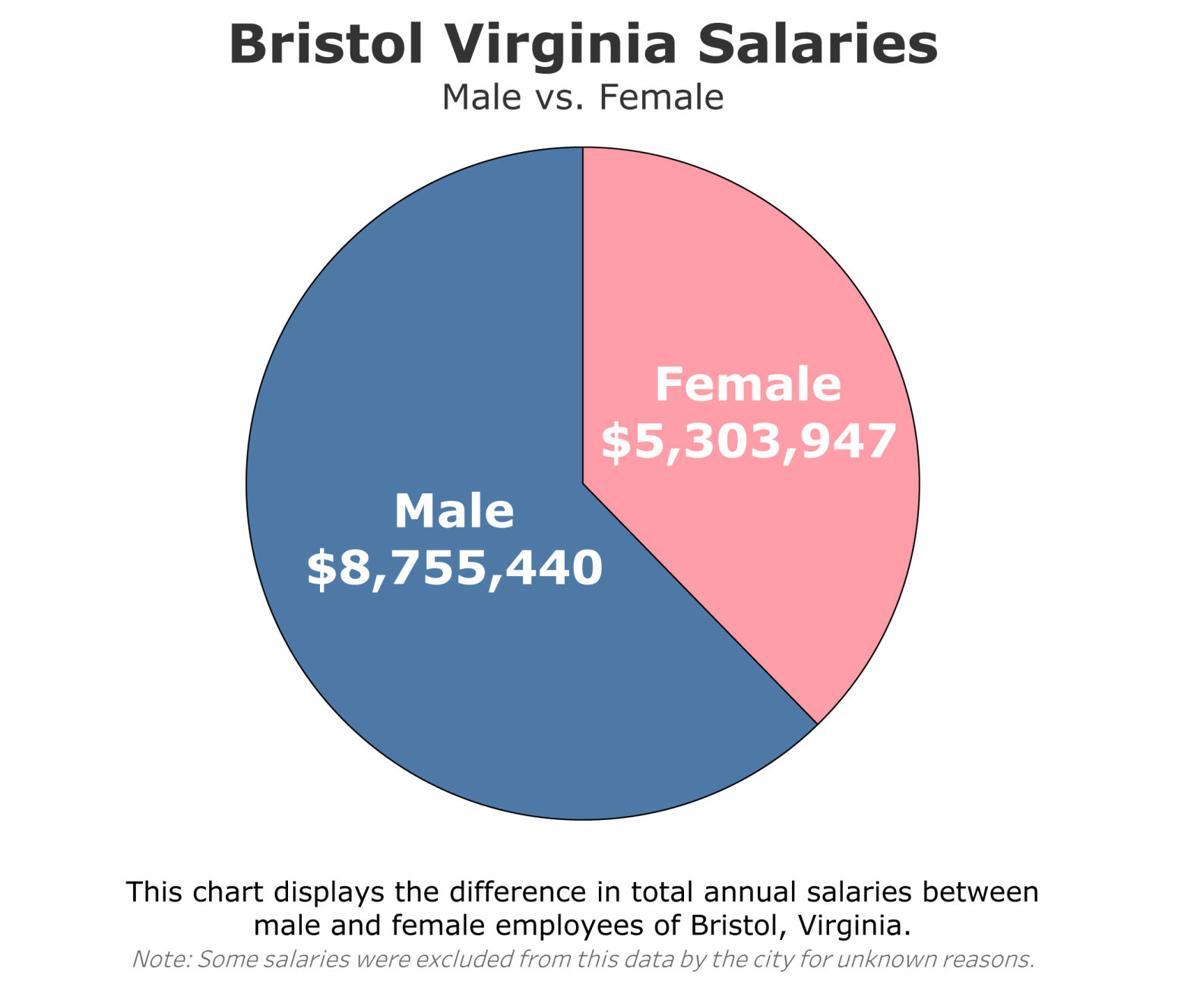 Bristol Virginia salaries 2