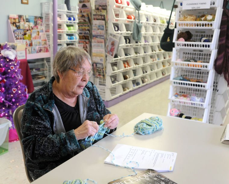Knitting, felting, weaving, crocheting: Old arts attracts ...