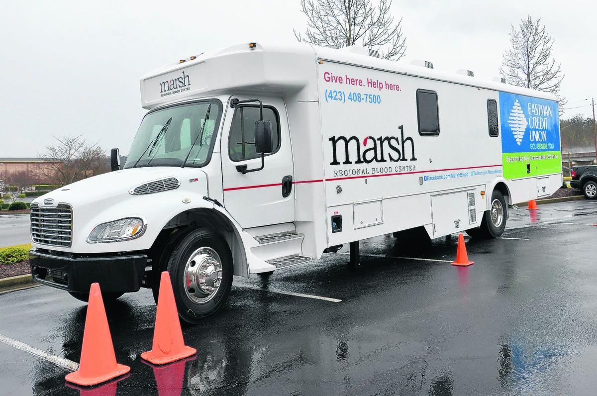 ecu donates blood mobile work it tricities. Black Bedroom Furniture Sets. Home Design Ideas
