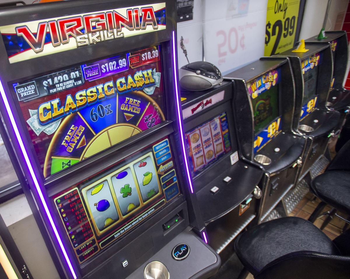 Casinos And Slots Machines In Virginia