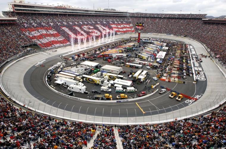 Bristol Motor Speedway Symbolizes Past And Present In NASCAR