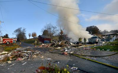 House Explosion 08