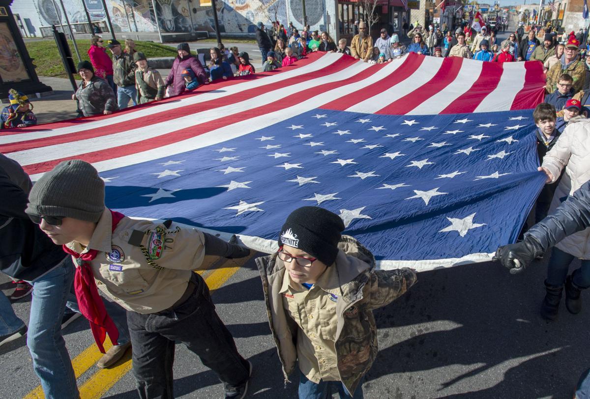 Veterans Day Parade 01