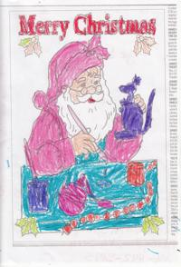 2015 bristol herald courier christmas coloring contest